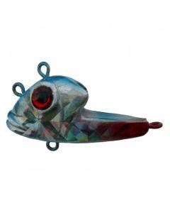 Halligalli Vertigalli mit Jig-Haken und Drillingen Makrele 180g
