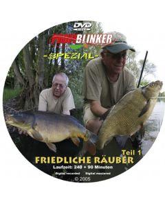 "Profi Blinker DVD Digital 5 ""Friedliche Räuber Teil 1+2"""