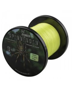 1500m Spinnfaden fluogelb 0,23mm